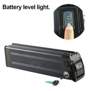 סוללה לאופניים חשמלים במשלוח מהיר 36V15.6AH