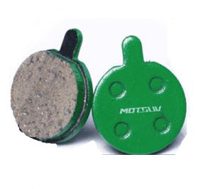 רפידות דיסק לאופניים קרמיות הכי איכותיות בשוק דגם4