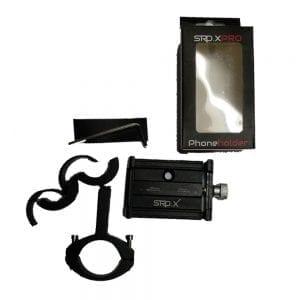 מתקן מעמד טלפון אלומיום לקורקינט ולאופניים SRD.X PRO