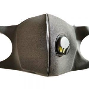 מסיכת הגנה נושמת 2.5PM רצועות רחבות ונוחות – הגנה מירבית