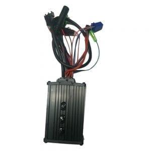 בקר 500/600W 60V 48V 32A מוקטן* עם צמת מנוע ופלאג חיבור מהיר לצג אנלוגי